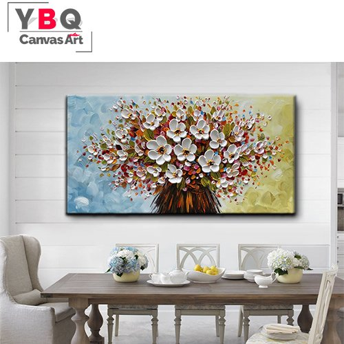Dining Room Paintings 3d Bouquet, Dining Room Paintings